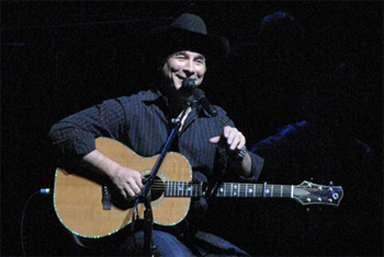 Clint Black at Chicago Country Music Festival - October 8, 2010