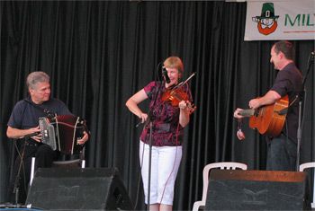 Liz Carroll, John Doyle and Friends at Milwaukee Irish Fest