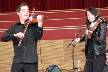 Coastal Rhythms: The Music and Spirit of Nova Scotia at Chicago Celtic Fest - May 9, 2010