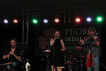 Daimh at Peoria Irish Fest - August 25, 2018