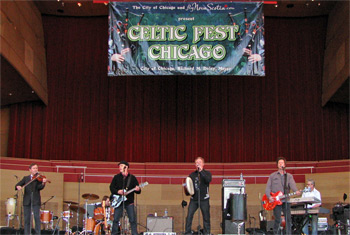 The Elders at Chicago Celtic Fest - May 9, 2010