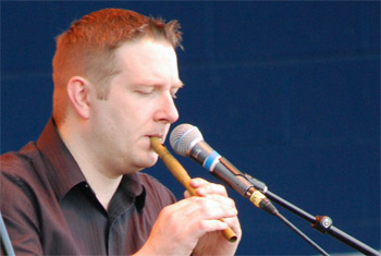 McPeake at Milwaukee Irish Fest - August 18, 2012