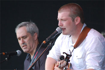Tallymoore at Milwaukee Irish Fest - August 16, 2014