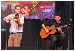 Troy MacGillivray and Friends at Milwaukee Irish Fest 2009 - August 15, 2009