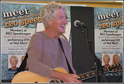 REO Speedwagon - April 4, 2007