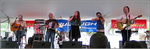 Solas at the Chicago Irish Fest - July 12, 2008