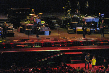 Bruce Springsteen and the E Street Band at Wrigley Field - September 8, 2012